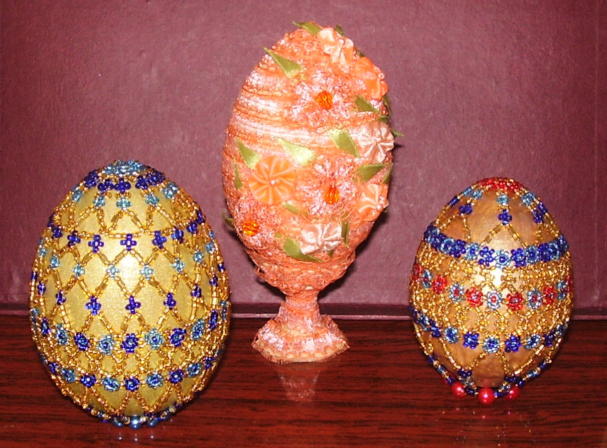 Деревянные яйцо на пасху своими руками